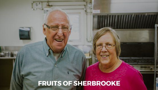 Fruits of Sherbook makes the best jam!