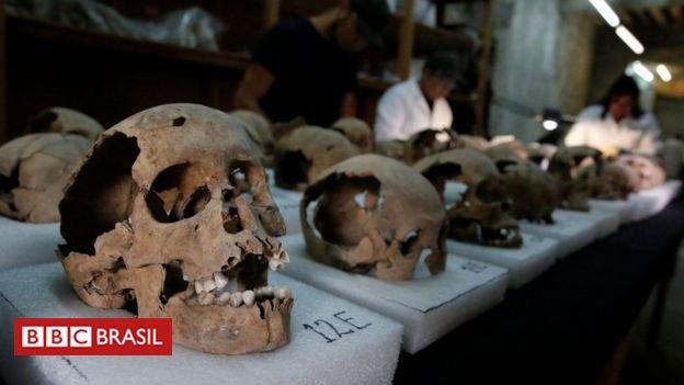 Ciência resolve o mistério do 'cocoliztli', epidemia que dizimou os astecas há 500 anos. Saiba como foi identificada a possível causa da doença https://t.co/2VCf4b5TVL