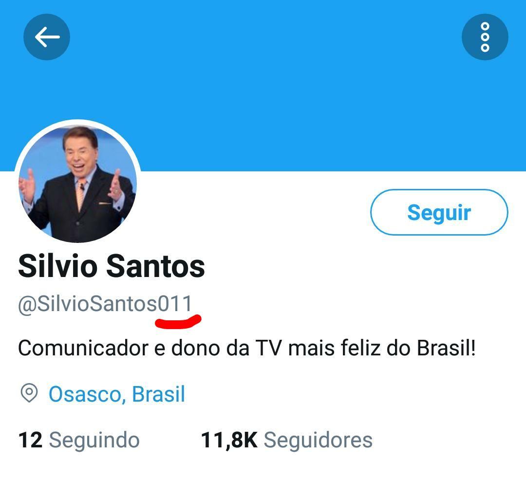 Vemos que Silvio Santos curtiu mesmo Str...