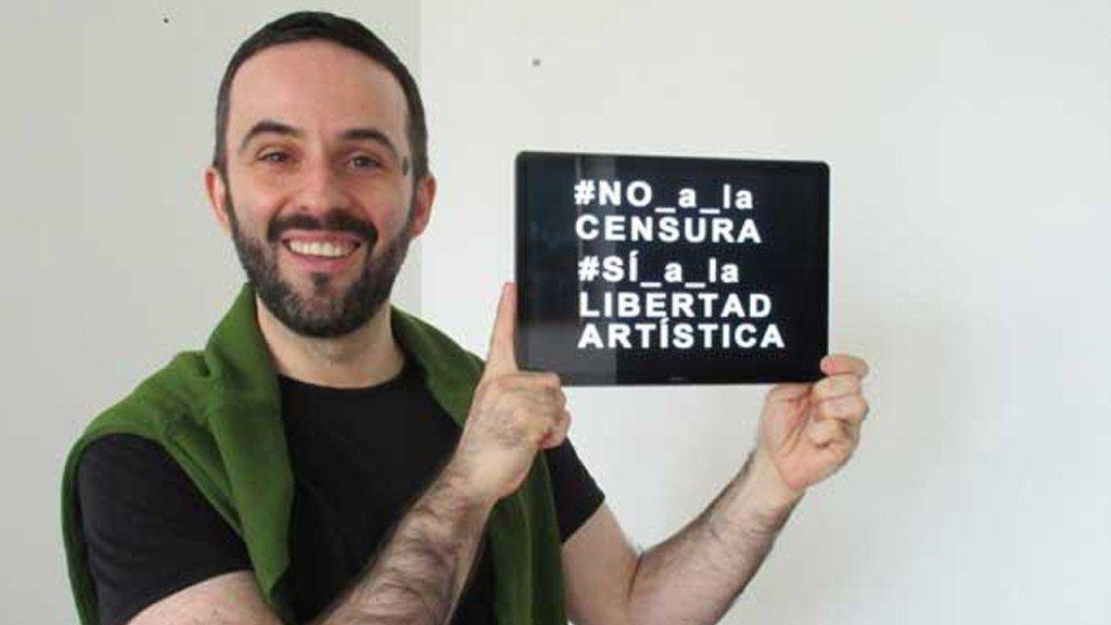 RT @rtw24ec: Coautor de 'El #SantoPrepucio' llega a #Guayaquil con campaña contra #censura https://t.co/ucFCOI6F4K https://t.co/YLWYyHIFnH