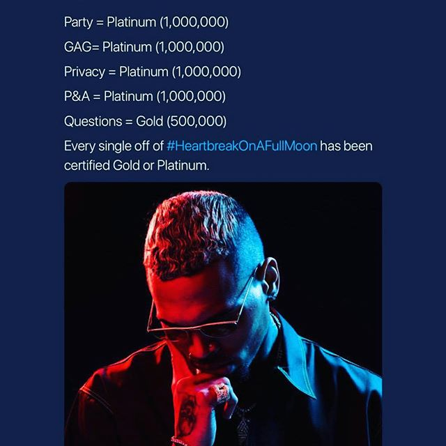 Chris Brown's photo on Music