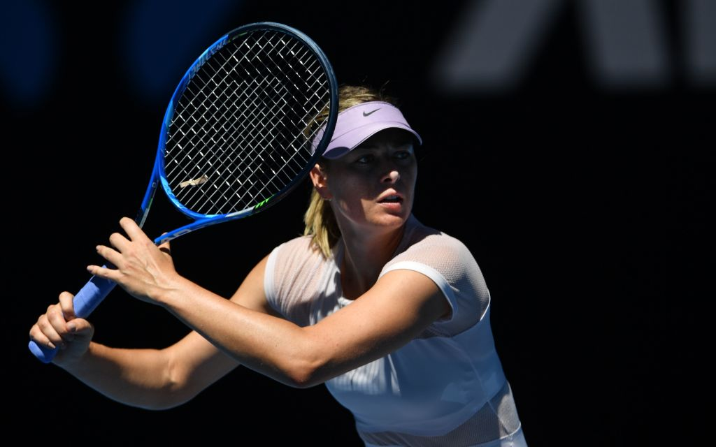 Another seed falls.  @MariaSharapova def...