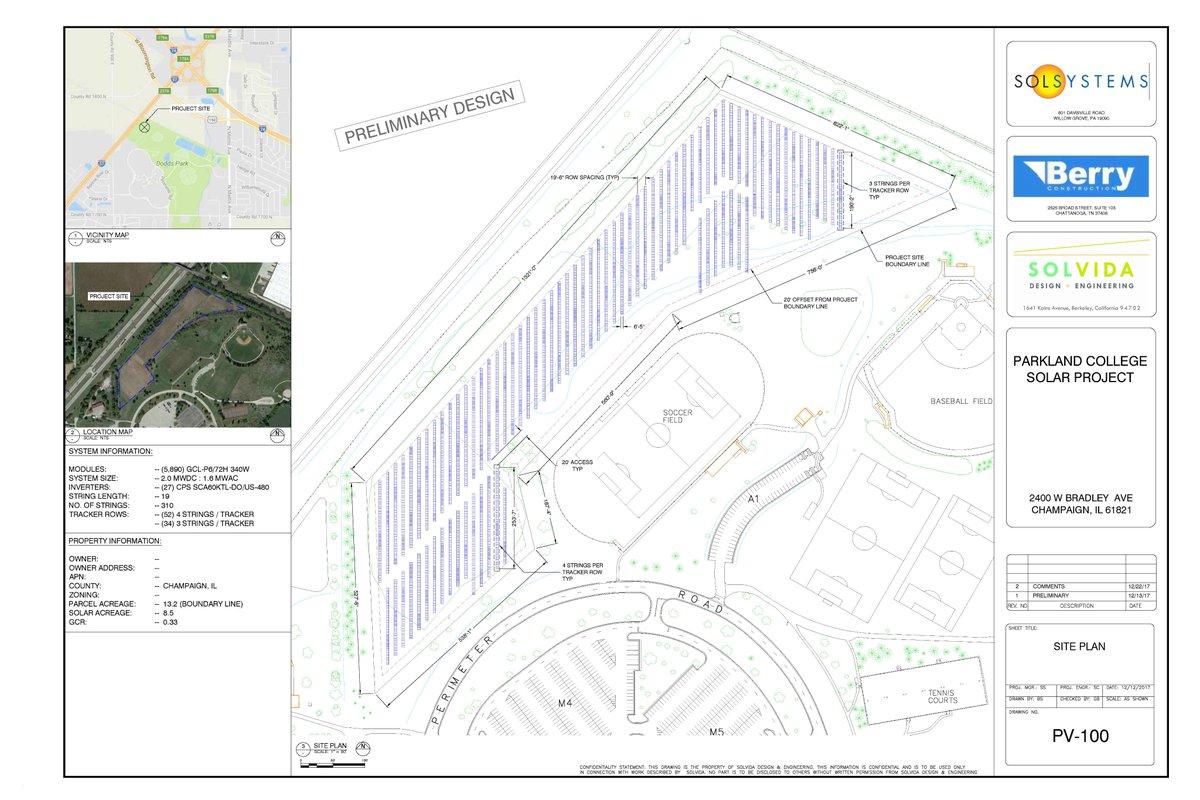Parkland Campus Map.Parkland College On Twitter Parkland Trustees Approve Eight Acre