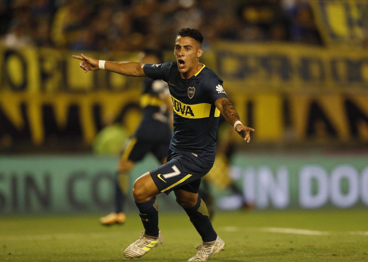 Boca Jrs. Oficial's photo on Pavón