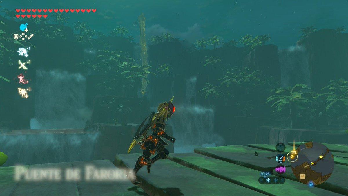 #BreathoftheWild #NintendoSwitch https:/...