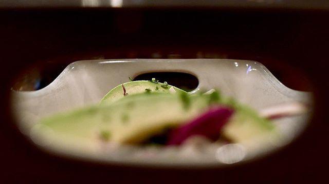 New Fish tacos with Mole Morron #Fishtac...
