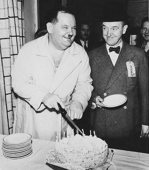 RT @Stan_And_Ollie: Oliver Hardy was born on this day 126 years ago. Happy birthday Babe. https://t.co/oua6ZCoc61
