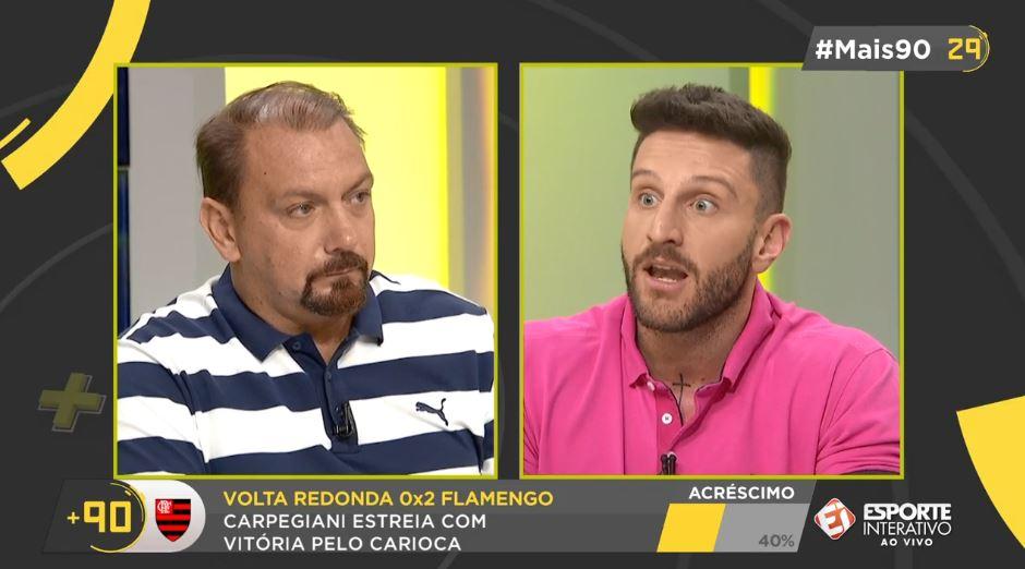 Estreia com vitória é animadora pro restante da temporada, torcedor rubro-negro? Ou ainda tem muito a ajustar no Flamengo?  #Mais90 Rodada no debate!