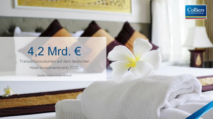 #Investment in deutsche #Hotel-Immobilien: 4-Sterne-Häuser sind bei Investoren am beliebtesten.  t.co/eaGuCmURwe