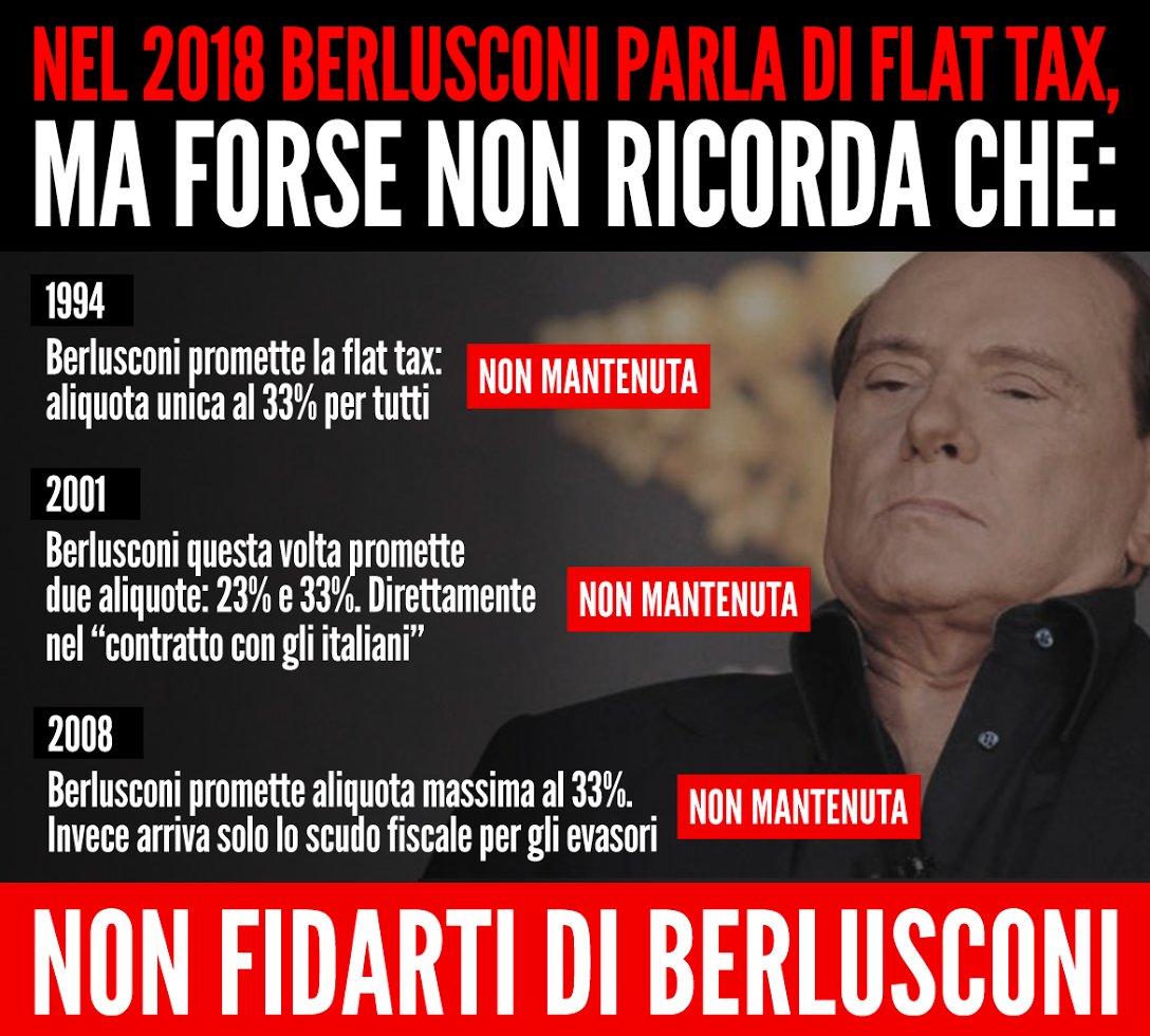 Le balle di Silvio, non fidatevi di #Berlusconi ➡️ https://t.co/UWdTE76SId https://t.co/5k4fQKpQvh