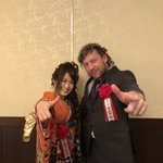 At the Tokyo Sports pro wrestling awards and had a…