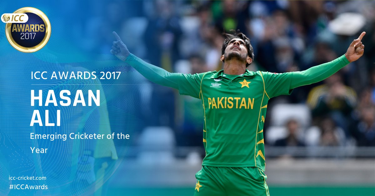 A message of thanks from @RealHa55an 🇵🇰...