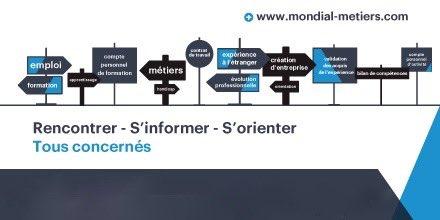 Un autre rendez-vous important le #MDM2018 ou Mondial des métiers du 1er au 4 février à Lyon Eurexpo https://t.co/b2hpjsyRxM https://t.co/zzZp1MsAOw