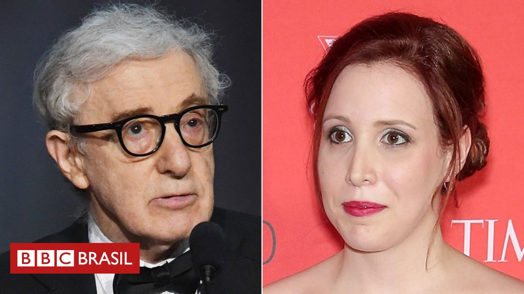 'Por que campanha contra assédio em Hollywood poupou Woody Allen?', questiona filha que o acusa de abuso sexual há mais de 20 anos https://t.co/O8co88faw5