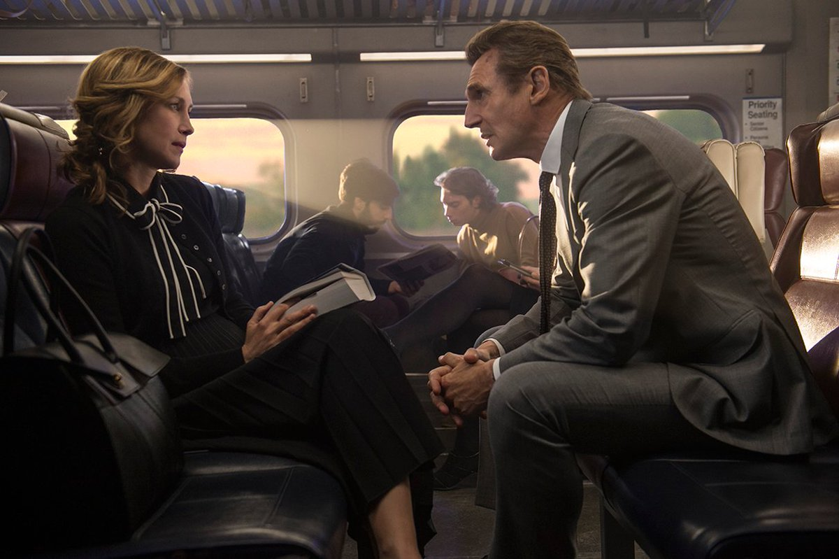 Don't miss the #ThrillerKing #LiamNeeson's latest adventure in #TheCommuter, in cinemas now. #PVRPicturesRelease https://t.co/hXgb4eD8JD