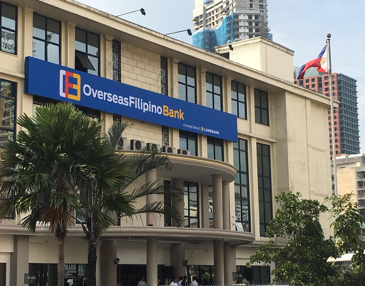 JUST IN: President Rodrigo Roa Duterte will lead this afternoon's ceremonial launch of the Overseas Filipino Bank (OFBank) in Liwasang Bonifacio, Manila. This is in fulfillment of his promise to create a bank dedicated to OFWs. | via @sweeden_v