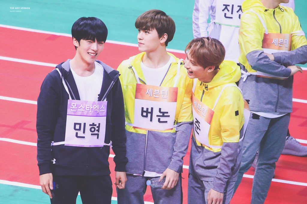 minhyuk making jun laugh is now my fave...