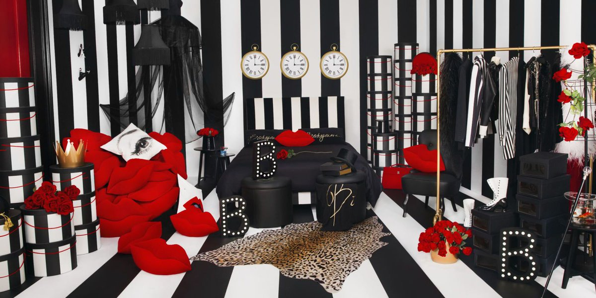RT @HB: Goth meets glamour for Ikea's most daring range yet https://t.co/HSQPN732VR https://t.co/GUAi2QSdwo