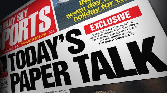 🗞️ PAPER TALK 🗞️  @GarethBale11 on his way to @ManUtd❓ @juventusfc begin Bellerin negotiations 🗣️ #MUFC enter @D_DeGea contract talks ✍️  👉 https://t.co/nQM9HyjLjT  #TransferCentre