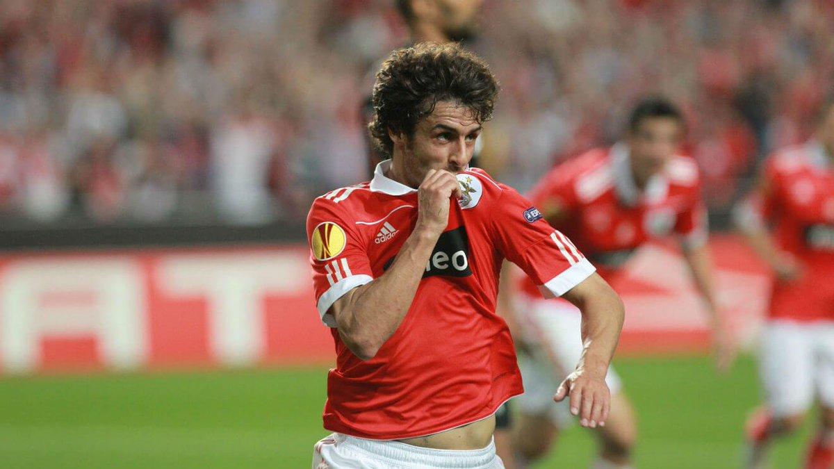 O melhor @PabloAimarOK: no River ou no Valência? O próprio responde: 'Creio que a minha melhor versão foi em Lisboa, no Benfica!' ➡ https://t.co/H54e0Qivu5