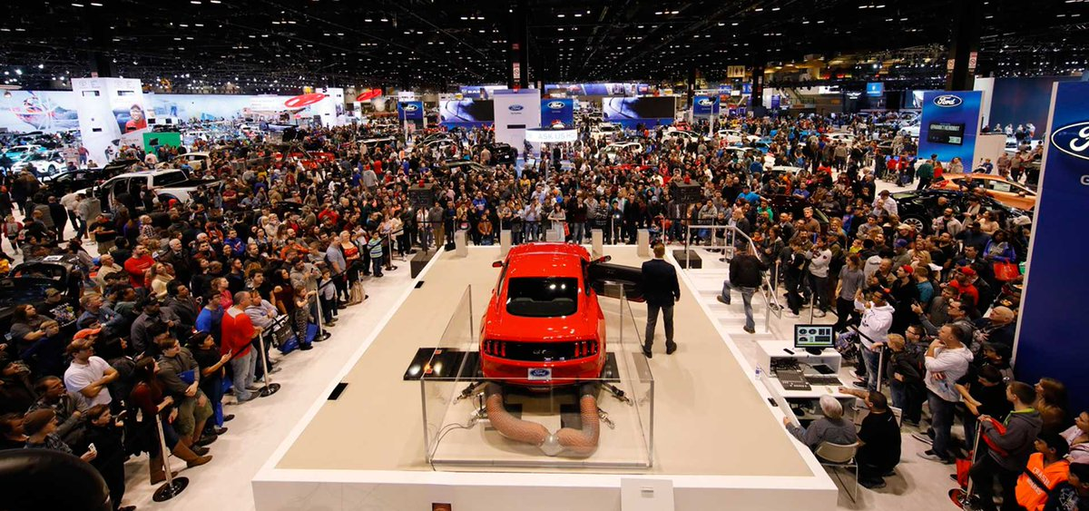 Chicago Auto Show On Twitter Did You Know That Wintrust Is The Go - Discount auto show tickets