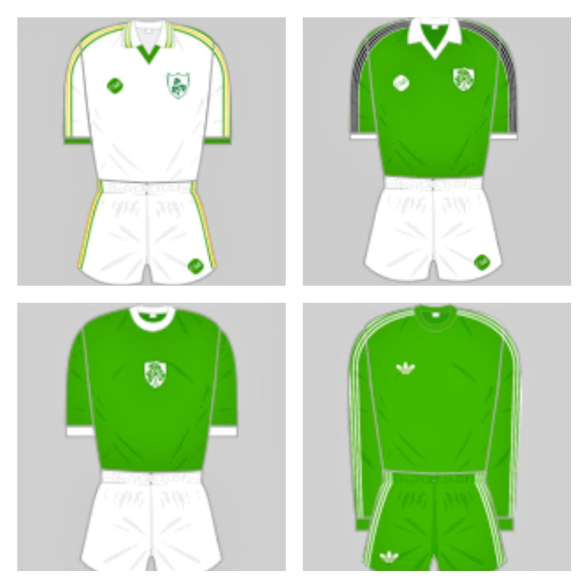 finest selection 0ce9f 07959 irelandsoccershirts on Twitter: