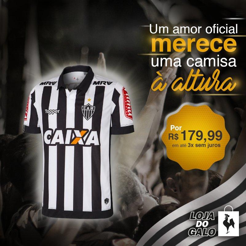 Compre agora e mantenha sua paixão sempre acesa. Para comprar na loja online   http   www.lojadogalo.com.br pic.twitter.com THTHpIYpiq 3f7bf3484ba