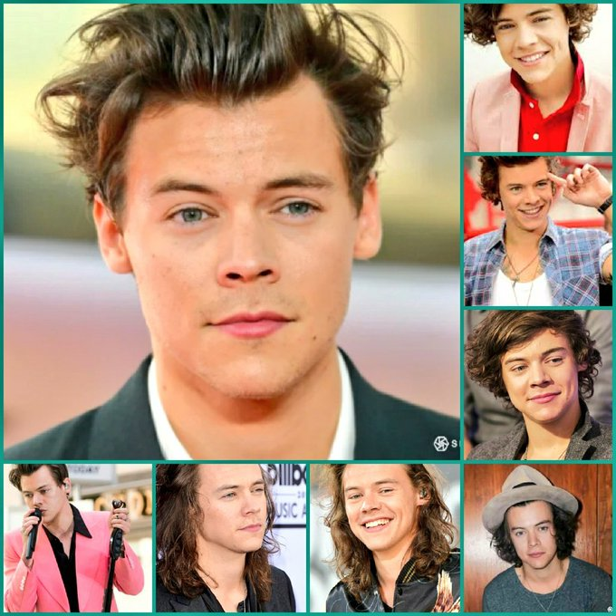 Happy 24th birthday Harry styles your the coolest singer ever