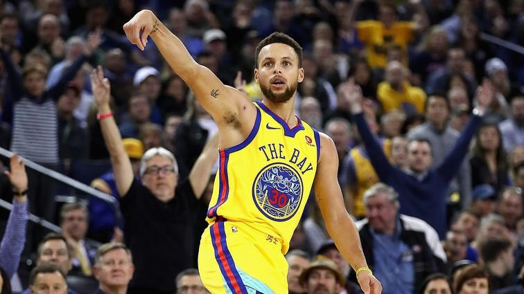 a92992d83 ... Curry today were named the NBA Eastern and Western Conference Players  of the Month