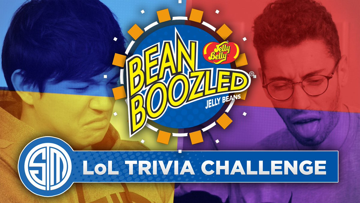 Watch the guys take on the Beanboozled c...