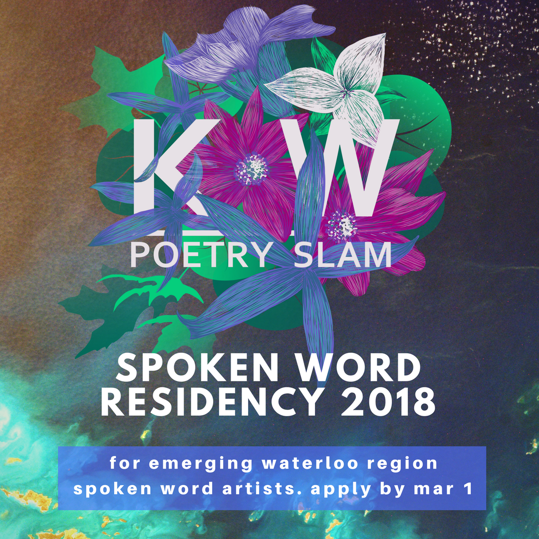 KW Poetry Slam (@KWPoetrySlam) | Twitter