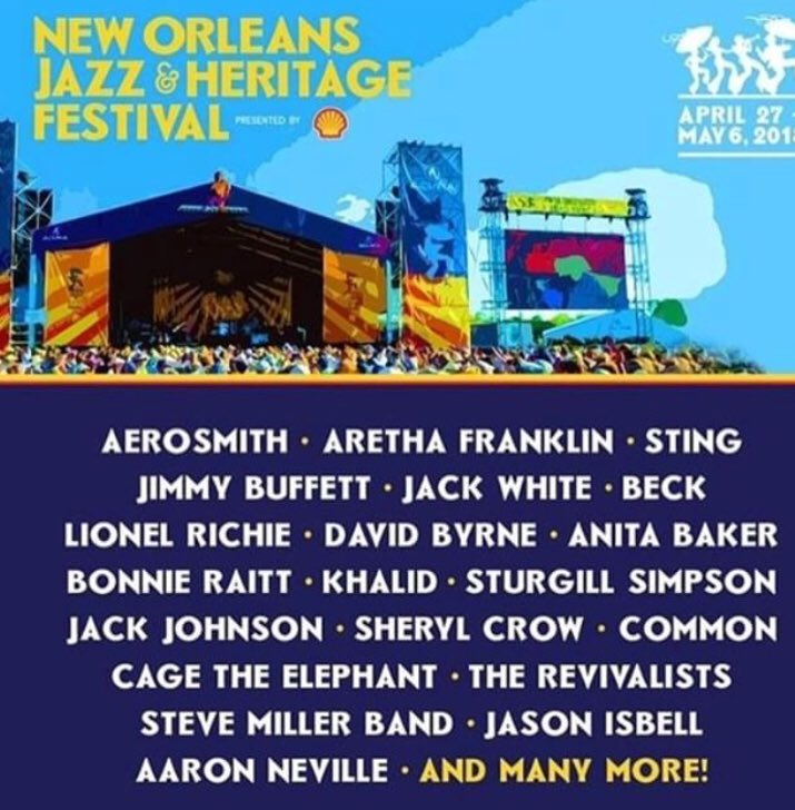 No Jazz Fest >> Nojazzfest Hashtag On Twitter
