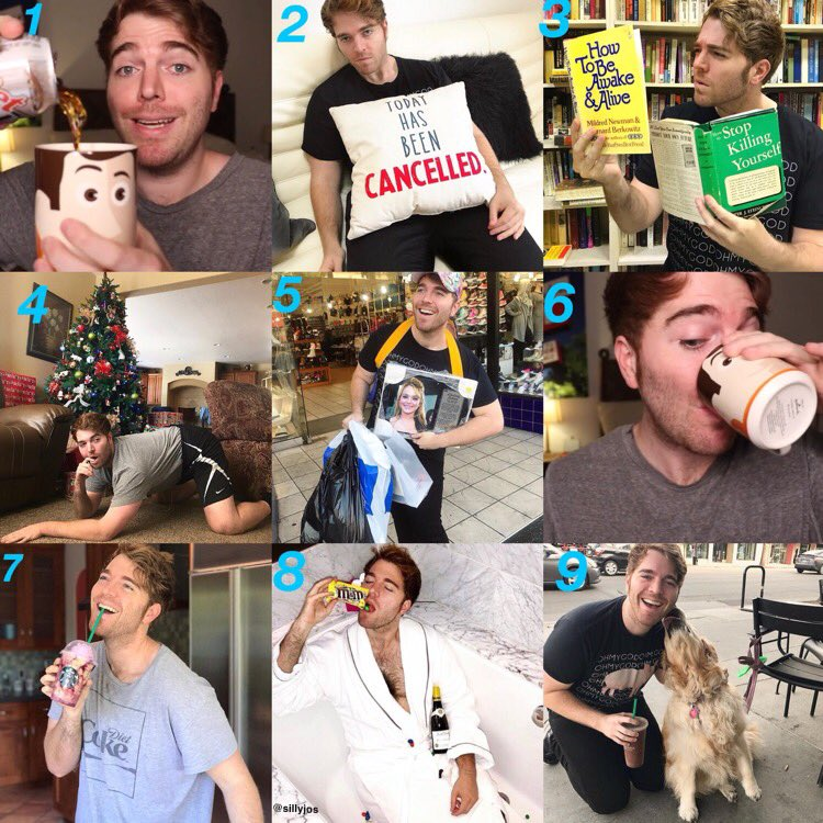 What @shanedawson are you today? https:/...