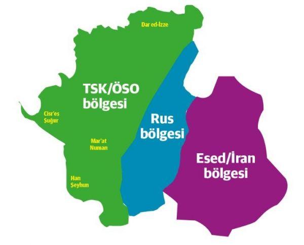 xxx on Twitter Astana agreement map