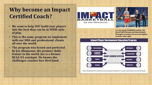 Impact Basketball on Twitter: \