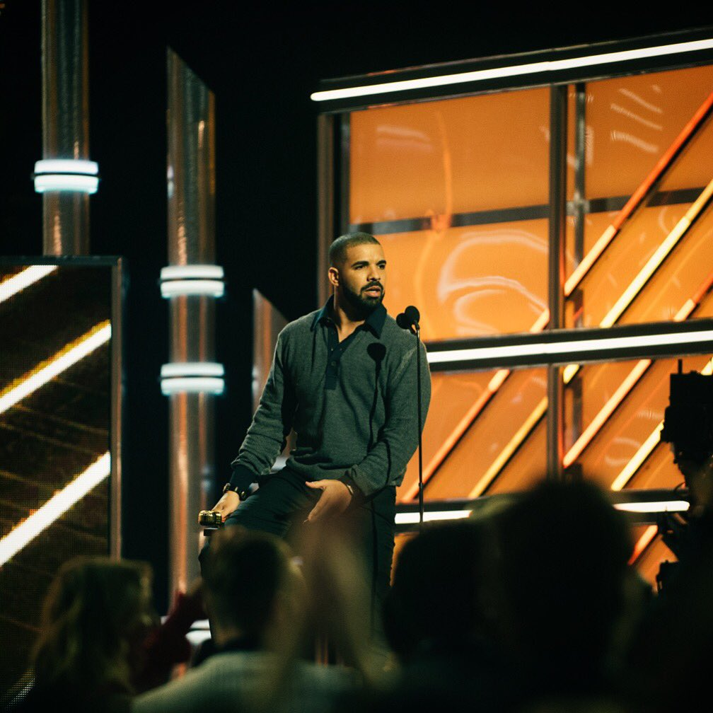 """Billboard awards, I claimed 13 out in Vegas""   #NowPlaying @Drake's 'Diplomatic Immunity' 🎧"