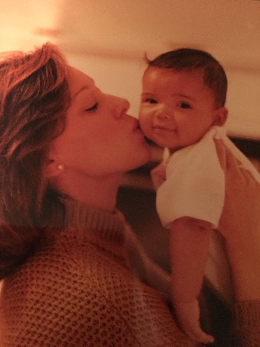 Happy Birthday to my Mom!! I love you en...