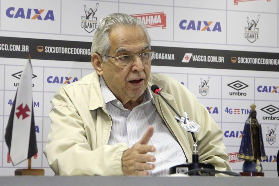 Eurico Miranda é eleito presidente do Conselho dos Beneméritos do Vasco (@VascodaGama) https://t.co/2ttrXoML5v
