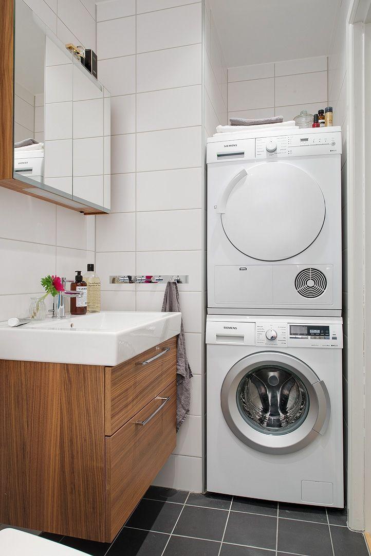 Lavadora en bao integrar top rack lavadora secadora interesting balay tse lavadora de carga - Rack lavadora secadora ...