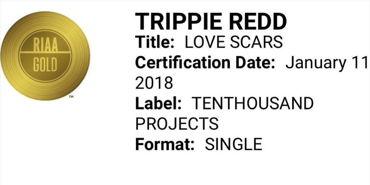 Certified Gold 😈 thank u❤️🖤 @10kProjects