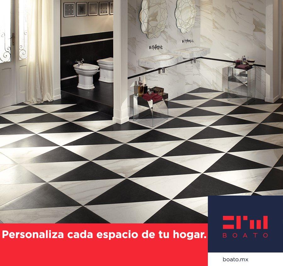 Personaliza cada espacio de tu hogar, logrando el diseño perfecto.  La más alta calidad para ti.  #BOATO #PisosyBaños #InteriorDesign https://t.co/JzdEd4OFDk