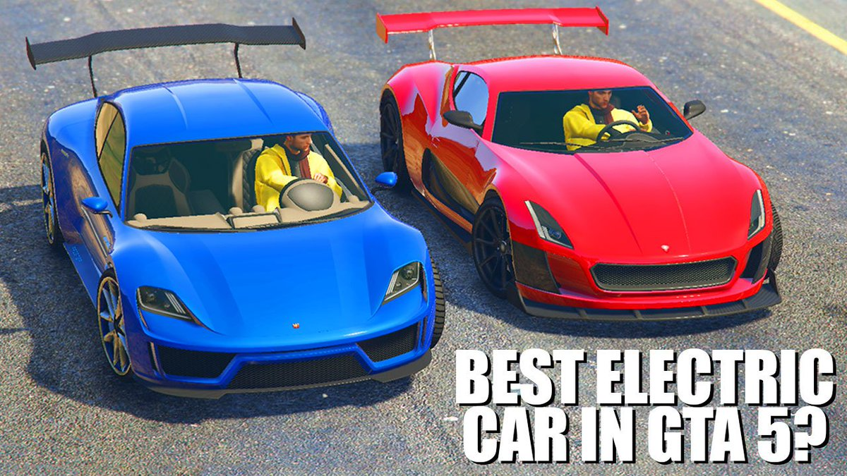 Top 5 Best Electric Cars In Gta Online Https Www You Watch V O9yuethkn5a Pic Twitter Mbzpg2hkex