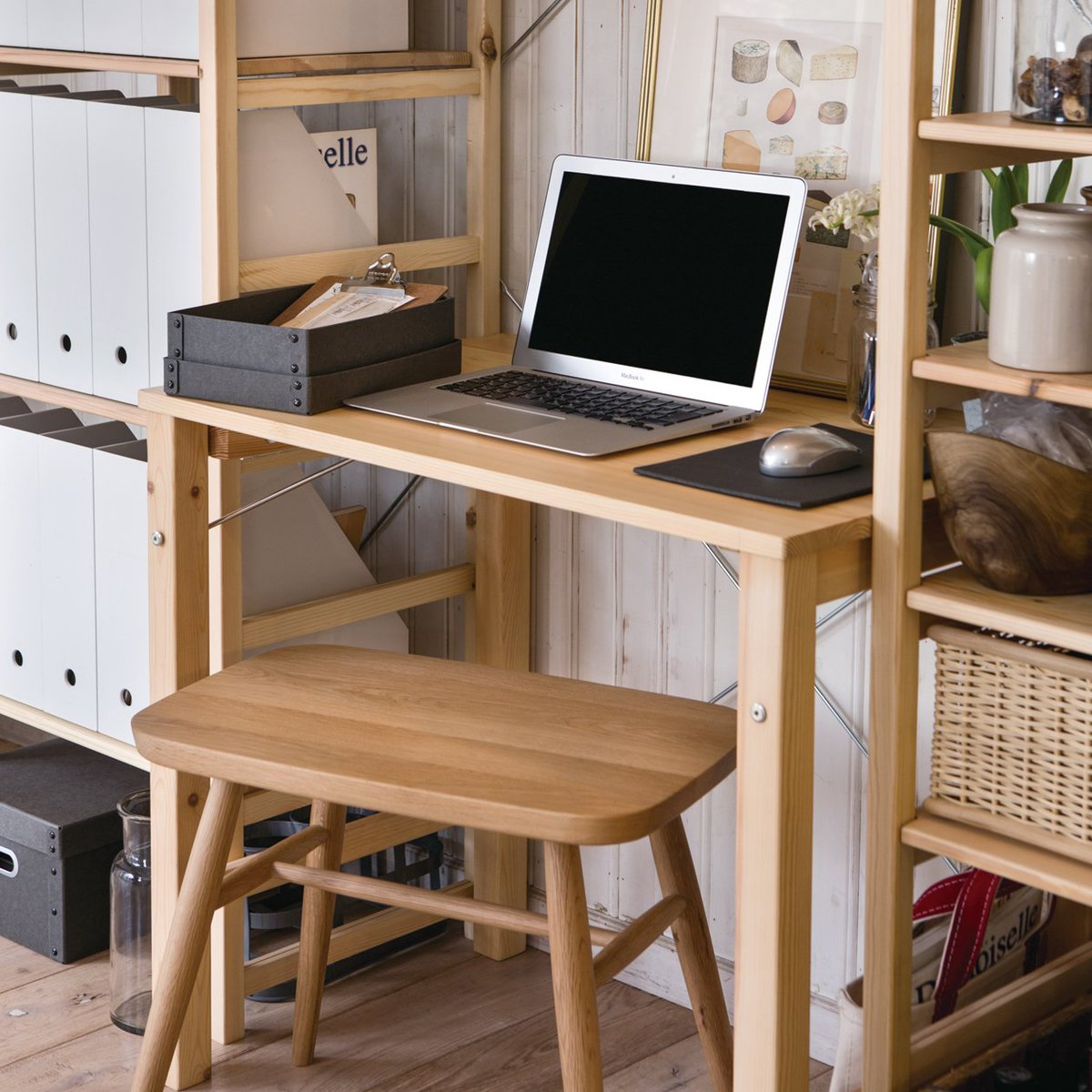 ... Table And As A Desk, If You Wanted To Sit Low On The Ground Or In A  Chair. 20% OFF At MUJI USA Stores And Online Until Jan. 31st. *Limited  Quantity.