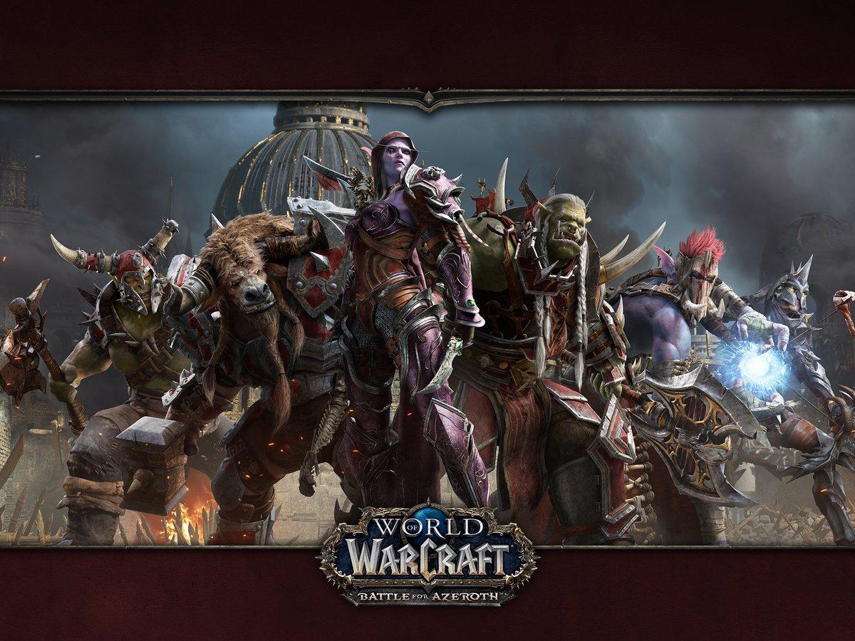 Bfa Hd Wallpaper: Hilo Oficial: World Of Warcraft En PC › Juegos (3981/4303