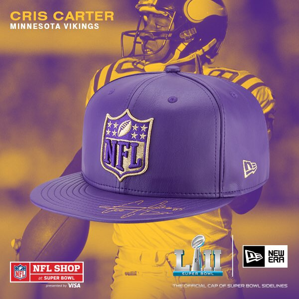 new style a94bf 40140 Cris Carter on Twitter: