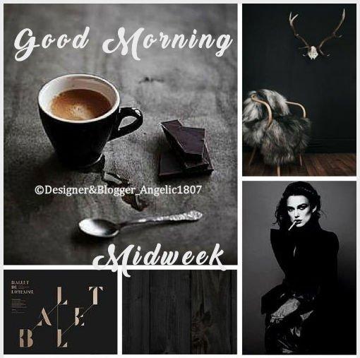 Angélique On Twitter Good Morning Black Café