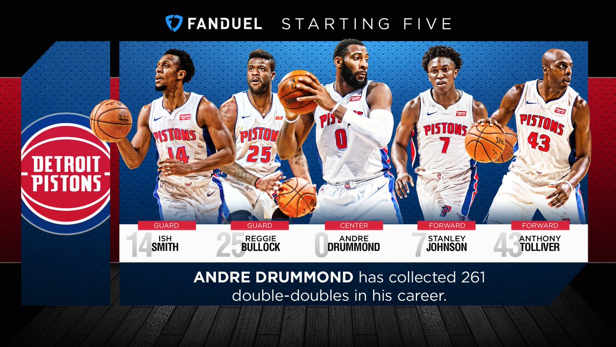 Detroit Pistons on Twitter