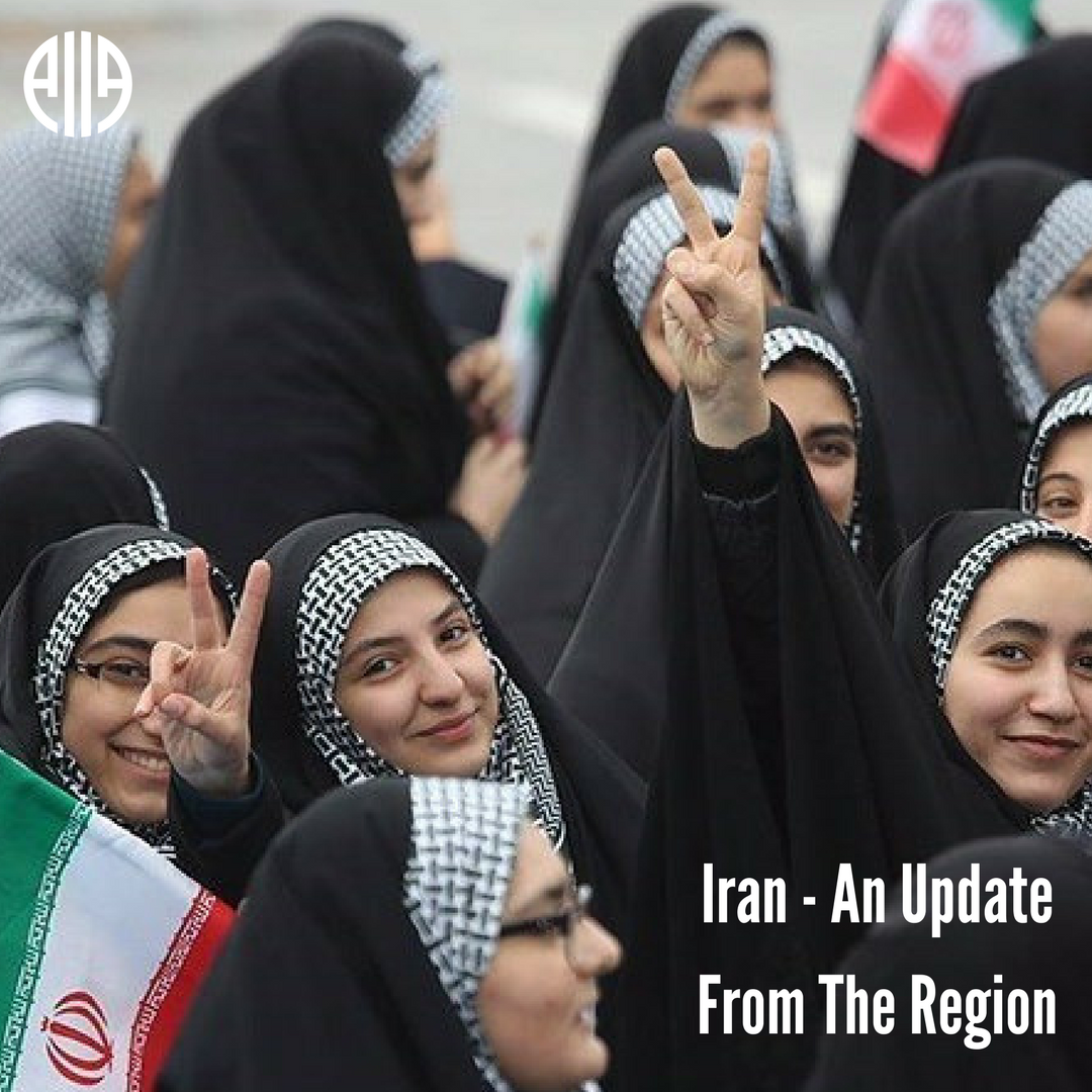 In 2018 the Australian Embassy celebrates 50 years of resident diplomatic representation in Tehran. During a time of heightened interest in the region, we welcome back Mr Ian Biggs, Ambassador to Iran to Dyason House on 13 February. bit.ly/2rRjkXh