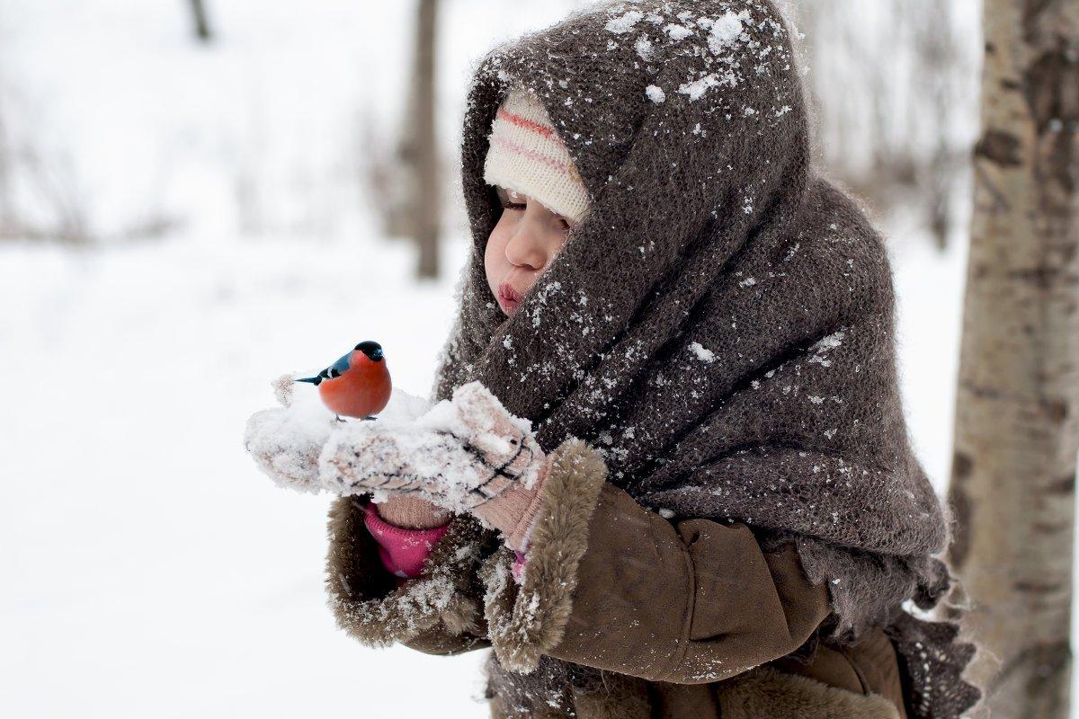 Согревающие картинки в мороз