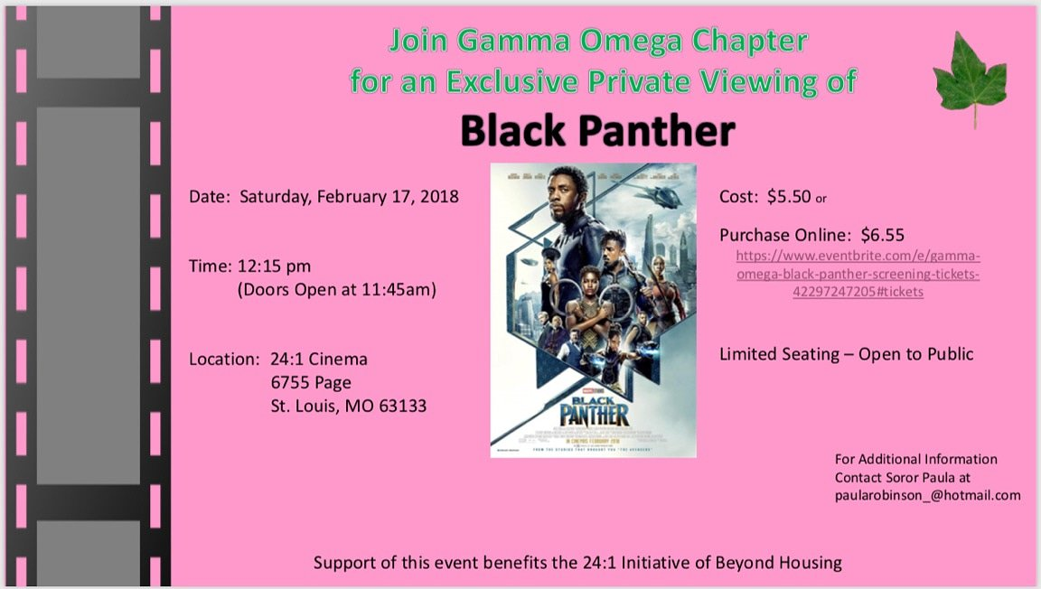 Gamma Omega Chapter on Twitter: